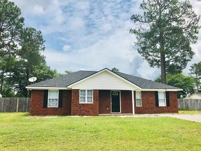 hinesville Single Family Home For Sale: 202 Preakness Drive