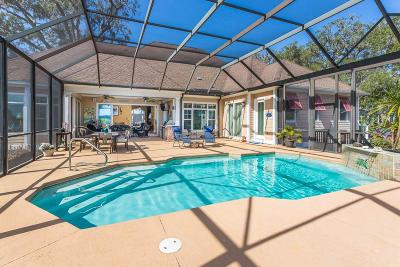 Townsend Single Family Home For Sale: 2441 Coopers Point Drive