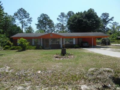Jesup Single Family Home For Sale: 919 Sunset Boulevard