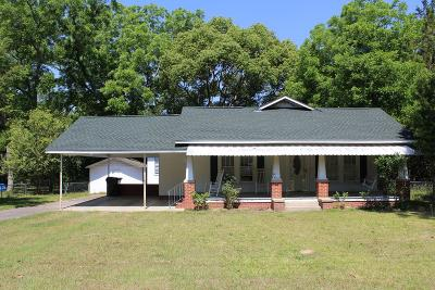 Glennville Single Family Home For Sale: 122 Rushing Street
