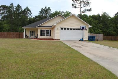 LUDOWICI Single Family Home For Sale: 270 Carson Street NE