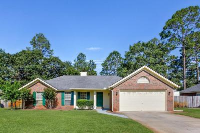 Hinesville GA Single Family Home For Sale: $169,900