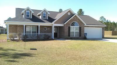 LUDOWICI Single Family Home For Sale: 23 Forest Street NE