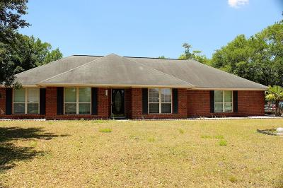 HINESVILLE Single Family Home For Sale: 100 Bannon Court