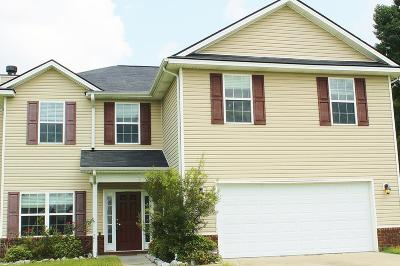 Ludowici Single Family Home For Sale: 87 Clydesdale Court NE