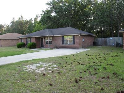 Hinesville Single Family Home For Sale: 2328 Rowe Street