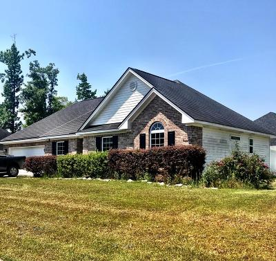 HINESVILLE Single Family Home For Sale: 1102 Sara Lane