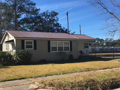 Jesup Single Family Home For Sale: 506 Cedar Street