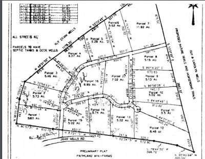 Residential Lots & Land For Sale: Lot 17 Faithland Drive