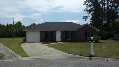 HINESVILLE Single Family Home For Sale: 2209 Driftwood Lane