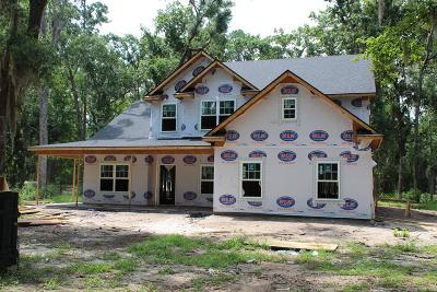 Midway Single Family Home For Sale: 504 Spartina Way