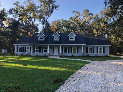 Midway Single Family Home For Sale: 454 Spartina Way