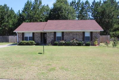hinesville Single Family Home For Sale: 855 Lyndsi Lane