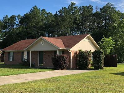 HINESVILLE Single Family Home For Sale: 757 Melissa Drive