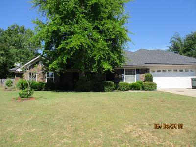HINESVILLE Single Family Home For Sale: 979 Fox Haven Court