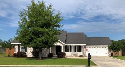 LUDOWICI Single Family Home For Sale: 34 Mancey Garrason Loop NE