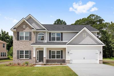 Oak Crest Single Family Home For Sale: 837 Forest Street