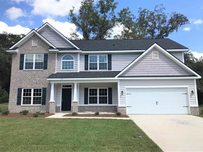 Hinesville Single Family Home For Sale: 65 Flemington Oaks Drive