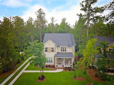 Richmond Hill Single Family Home For Sale: 265 Blackjack Oak Drive W
