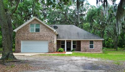 Midway Single Family Home For Sale: 1679 Dorchester Village Road