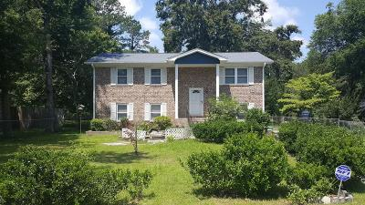 Single Family Home For Sale: 603 Maxwell Street