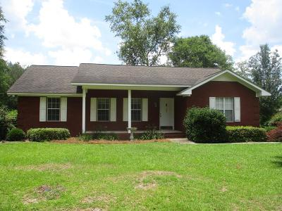 Glennville Single Family Home For Sale: 104 Barry Lane