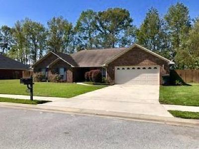 midway Single Family Home For Sale: 276 Julie Lane