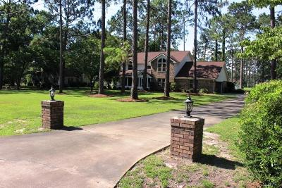 Jesup Single Family Home For Sale: 11 South Bogey Drive