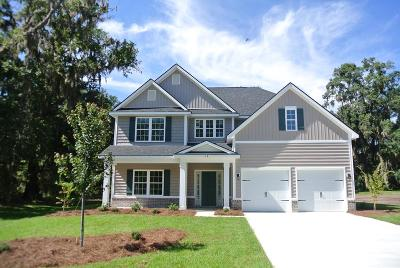 Hinesville Single Family Home For Sale: 14 Flemington Oaks Drive