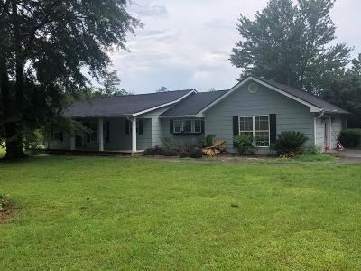 Jesup Single Family Home For Sale: 2481 Photonia Avenue