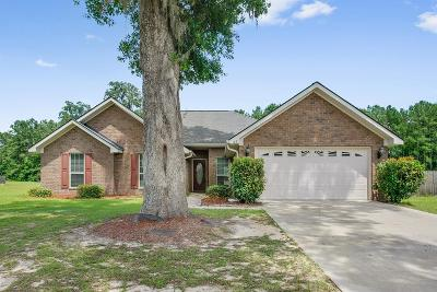 Midway GA Single Family Home For Sale: $199,900