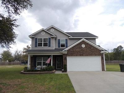 Horse Creek Farms Single Family Home For Sale: 89 Clydesdale Court NE