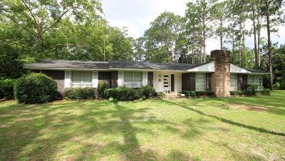 Jesup Single Family Home For Sale: 432 Old Waynesville Road