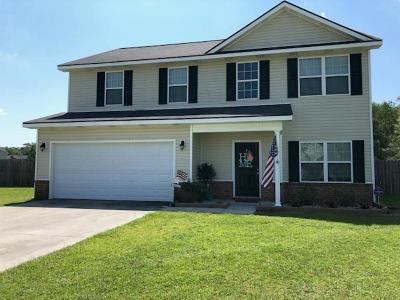 Ludowici Single Family Home For Sale: 63 Dales Pony Trail NE