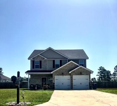 Ludowici Single Family Home For Sale: 160 Forest Street