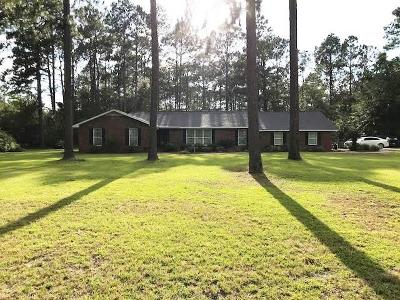 Jesup Single Family Home For Sale: 1600 Village Way