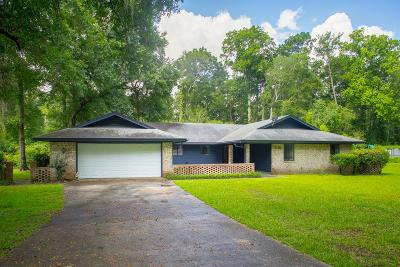 Hinesville Single Family Home For Sale: 438 Martin Road