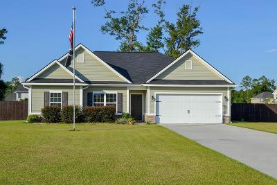 Ludowici Single Family Home For Sale: 44 Fury Lane NE