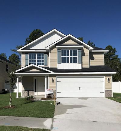 Hinesville Single Family Home For Sale: 1214 Cypress Fall Circle