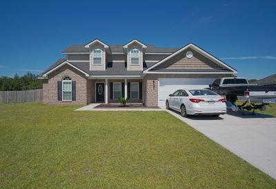 LUDOWICI Single Family Home For Sale: 292 Mancey Garrason Loop NE