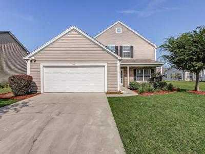 Pooler Single Family Home For Sale: 223 Cattle Run Way
