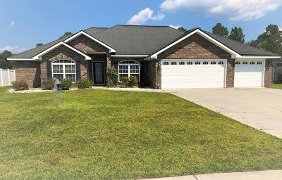 Hinesville Single Family Home For Sale: 1002 Miles Crossing