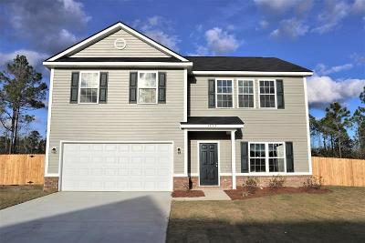 HINESVILLE Single Family Home For Sale: 1317 Windrow Drive