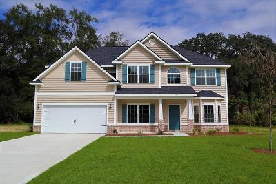 Hinesville Single Family Home For Sale: 95 Flemington Oaks Drive