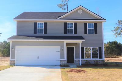 Ludowici GA Single Family Home For Sale: $199,315