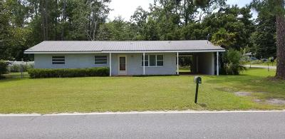 Hinesville Single Family Home For Sale: 609 Bradwell Street