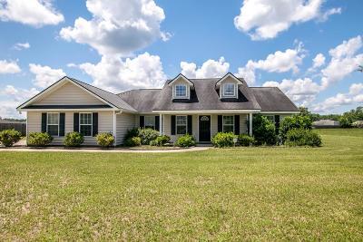 HINESVILLE Single Family Home For Sale: 108 Parish Loop NE
