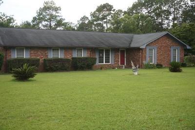 Single Family Home For Sale: 1203 East Barnard Street