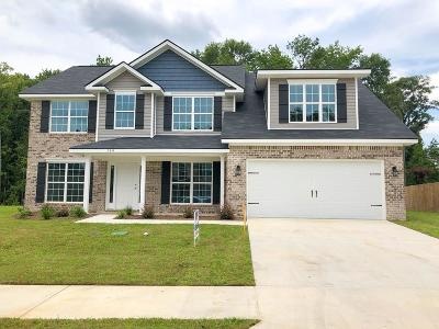 Midway Single Family Home For Sale: 165 Powers Drive