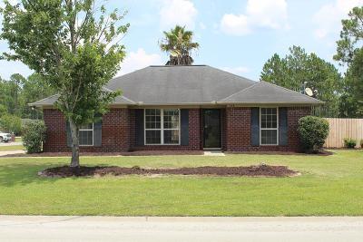 Ludowici Single Family Home For Sale: 136 Burnt Pines Road NE